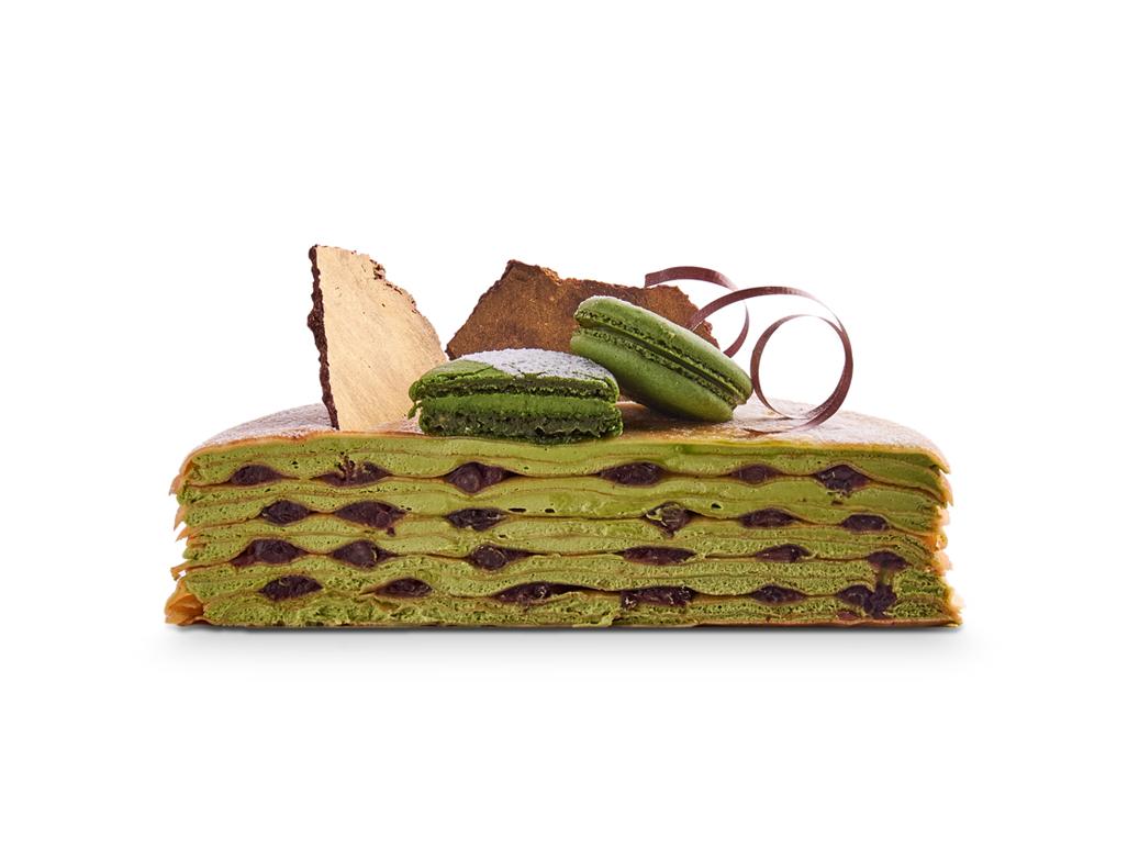 Matcha cake in Las Vegas
