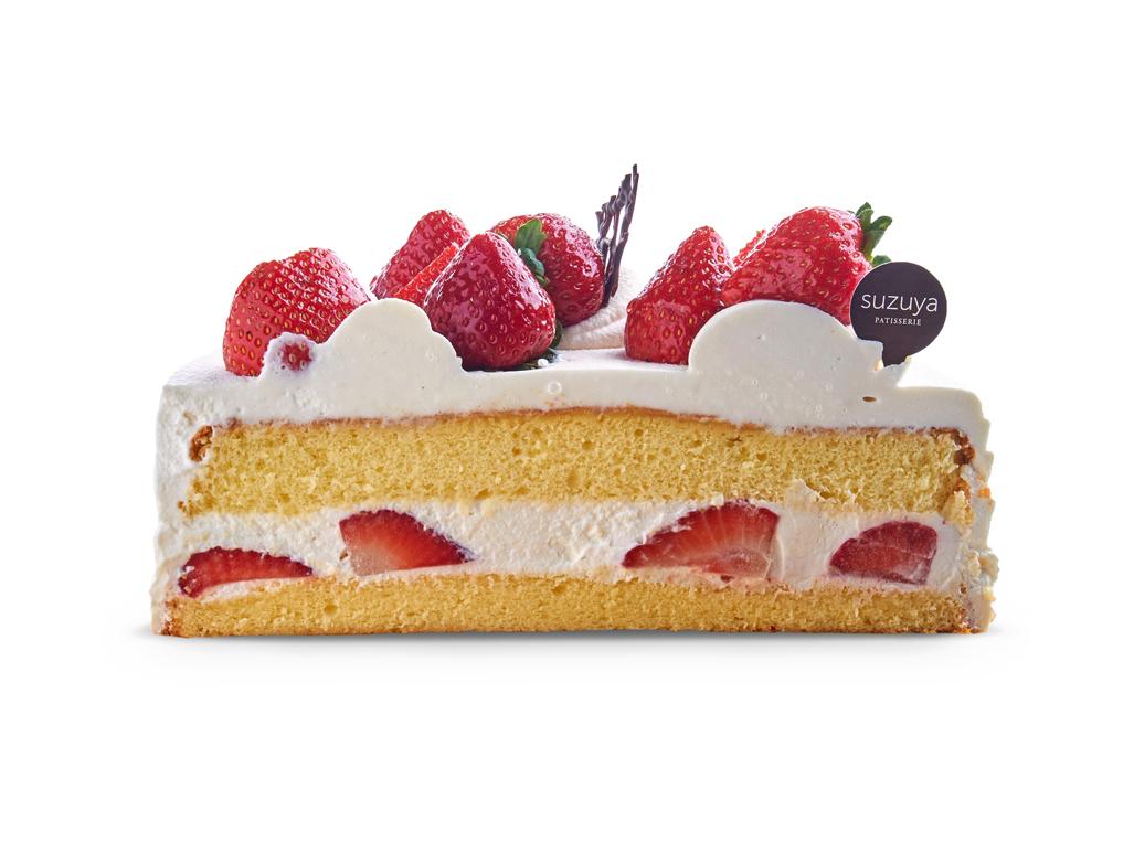Cake from Japanese style bakery in Las Vegas