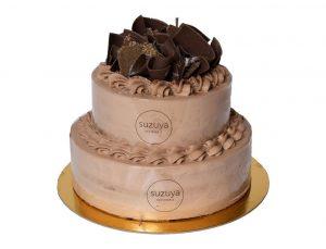 Birthday cake in Las Vegas